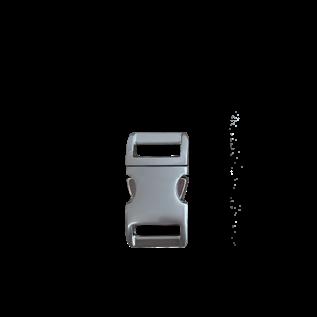 "123Paracord Alu-Max 15MM (5/8"") buckle Satijn"