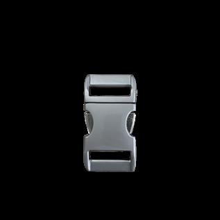 "Alu-Max Alu-Max 20MM (3/4"") buckle Satijn"