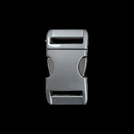 "123Paracord Alu-Max 25MM (1"") buckle Satijn"