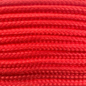 123Paracord Paracord 100 type I Simply Rood