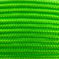 123Paracord Paracord 100 type I Ultra Neon Groen