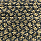 123Paracord Paracord 100 type I Goud Brown Diamond