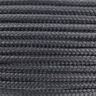 123Paracord Paracord 275 2MM Antraciet