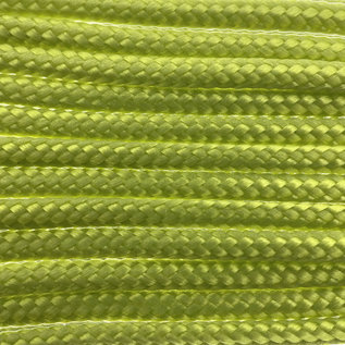 123Paracord Paracord 100 type I Lime Groen