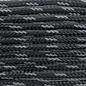 123Paracord Paracord 100 type I Zwart Reflective