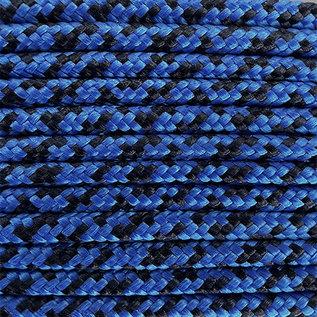 123Paracord Paracord 100 type I Blauw camo