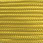 123Paracord Paracord 100 type I Lemon Geel