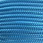 123Paracord Paracord 100 type I Cerulean Blauw