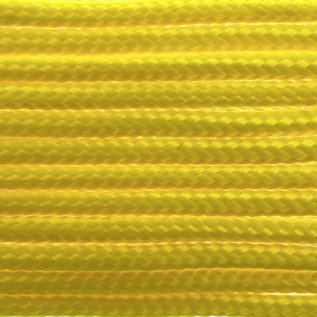123Paracord Paracord 100 type I Canary Yellow