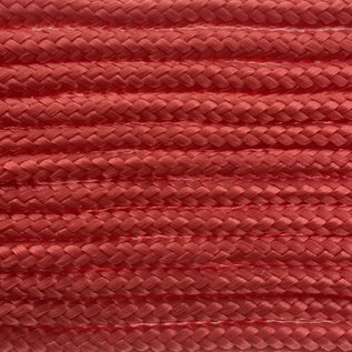123Paracord Paracord 100 type I Scarlet Rood