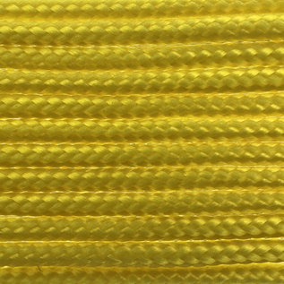123Paracord Paracord 100 type I Yellow