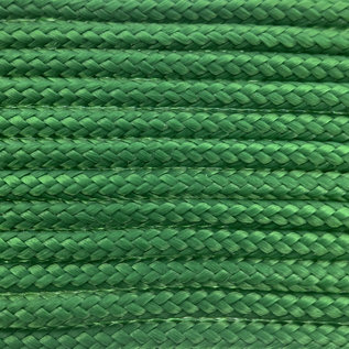 123Paracord Paracord 100 type I Kelly Groen