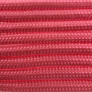 123Paracord Paracord 550 type III Candy Pink (PES)