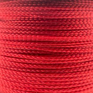 123Paracord Nano cord Rood 90mtr