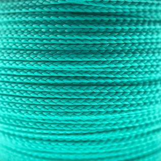 123Paracord Nano cord Teal Groen 90mtr