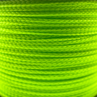 123Paracord Nano cord Appeltjes Groen 90mtr