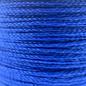 123Paracord Nano cord Ultramarine Blauw 90mtr