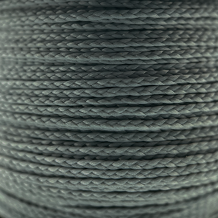 123Paracord Nano cord Grijs 90mtr