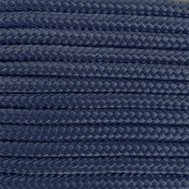 123Paracord Paracord 275 2MM Navy Blauw