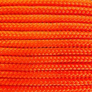 123Paracord Paracord 100 type I Oranje Neon