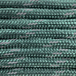 123Paracord Paracord 550 type III Alphine Groen Reflective