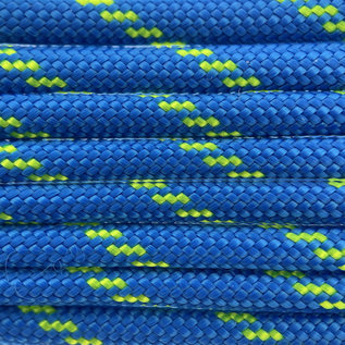 123Paracord Paracord 550 type III electric Yellow