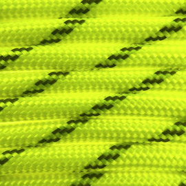 123Paracord Paracord 550 type III Geel Neon Reflective