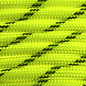 123Paracord Paracord 550 type III Ultra Neon Geel Reflective