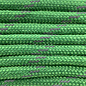 123Paracord Paracord 550 type III Grass Groen Reflective