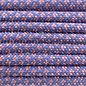 123Paracord Paracord 550 type III Lavender Roze / lavender Paars Diamond