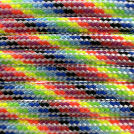 123Paracord Paracord 550 type III Light Stripes