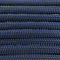 123Paracord Paracord 550 type III Midnight Blauw