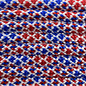 123Paracord Paracord 550 type III Uncle Sam Diamond