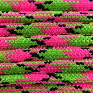 123Paracord Paracord 550 type III Watermelon