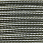 123Paracord Paracord 550 type III Wit / Olive Drab Stripes