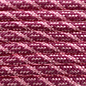 123Paracord Paracord 550 type III Fuchsia / Rose Roze Helix DNA