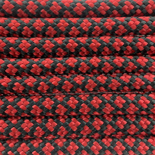 123Paracord Paracord 550 type III Imperial Rood Diamond