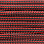123Paracord Paracord 550 type III Imperial Rood Stripes