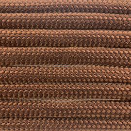 123Paracord Paracord 550 type III Chocolate Bruin