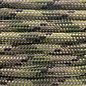 123Paracord Paracord 550 type III Multi Camo