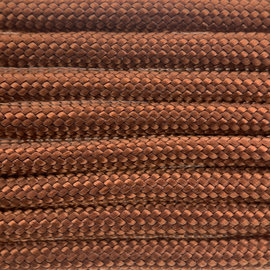 123Paracord Paracord 550 type III Rust
