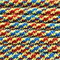 123Paracord Paracord 550 type III Mosaic