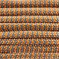 123Paracord Paracord 550 type III Oranje / Grijs Shockwave
