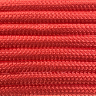 123Paracord Paracord 550 type III Simply Rood
