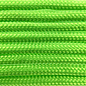 123Paracord Paracord 550 type III Ultra Neon Groen