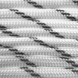 123Paracord Paracord 550 type III wit Reflective