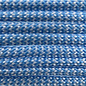 123Paracord Paracord 550 type III Baby Blue Shockwave