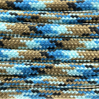 123Paracord Paracord 550 type III Abyss