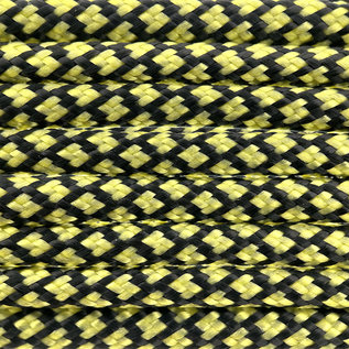 123Paracord Paracord 550 type III Banana Geel Diamond