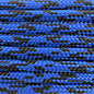 123Paracord Paracord 550 type III Blauw camo